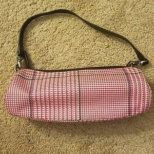Lauren Ralph Lauren Bags - Lauren Ralph Lauren pink plaid purse